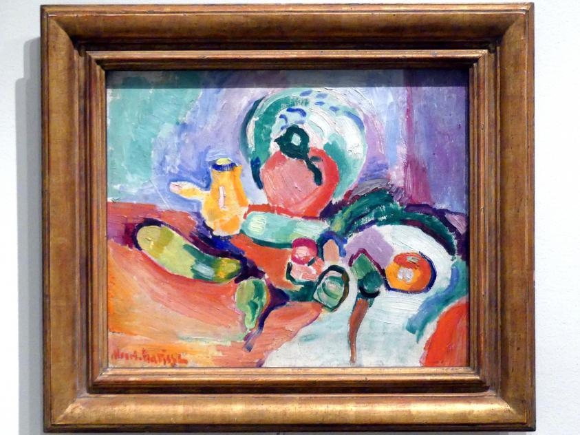 Henri Matisse: Stillleben mit Gemüse, um 1905