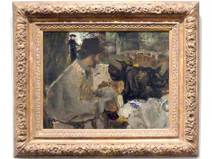 Édouard Vuillard: Konversation, um 1897 - 1898