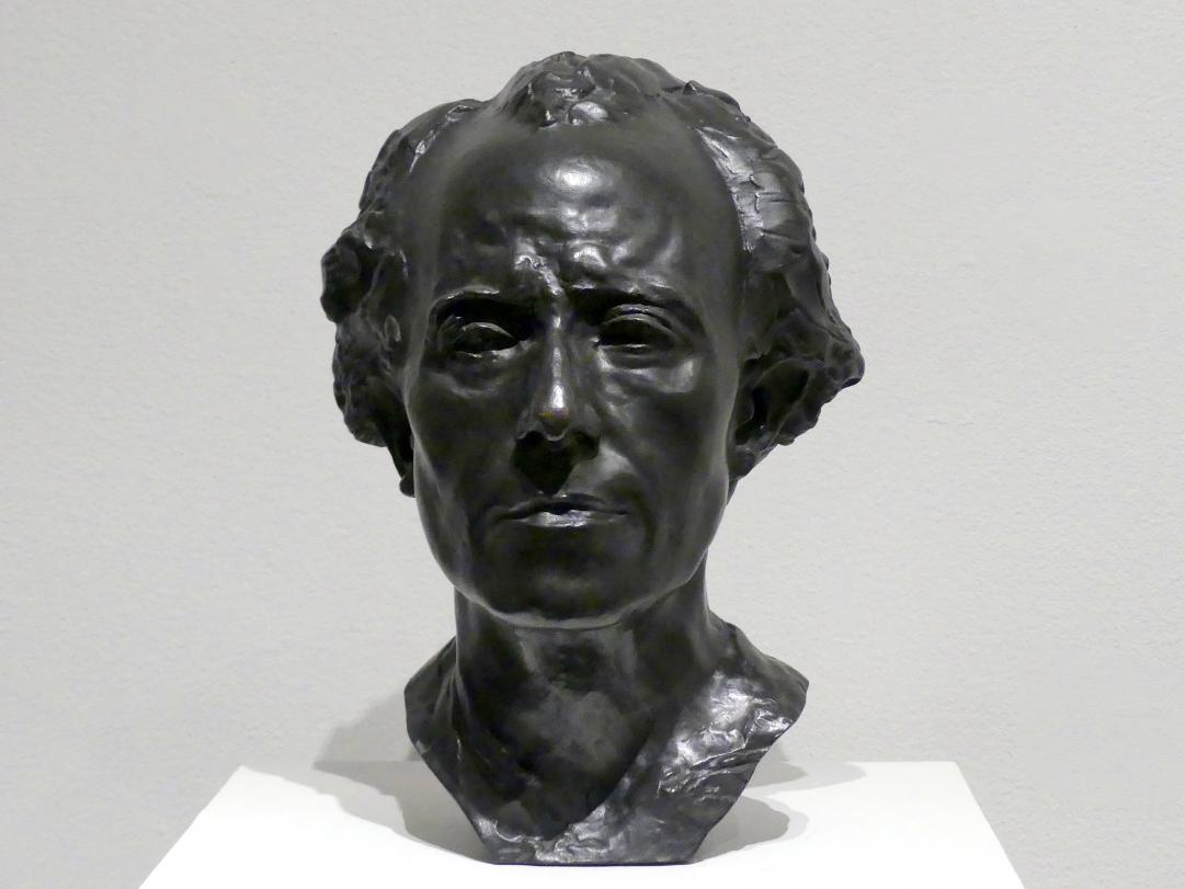 Auguste Rodin: Gustav Mahler, 1895 - 1910