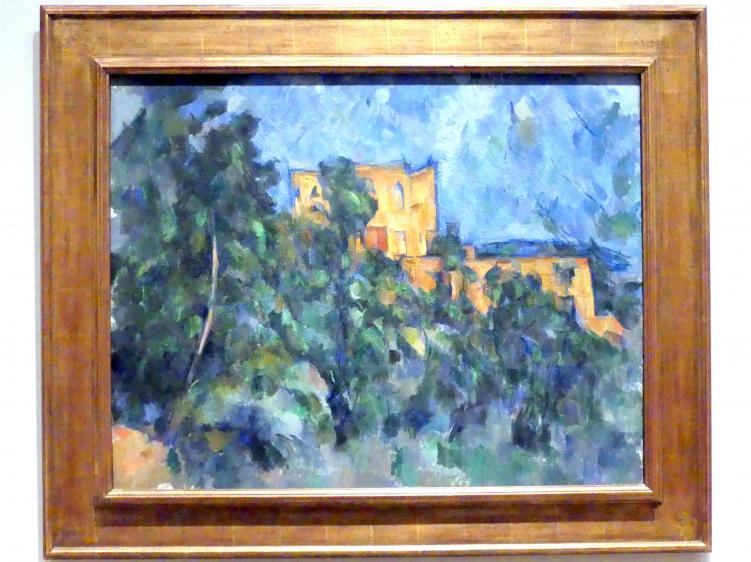Paul Cézanne: Château Noir, 1903 - 1904