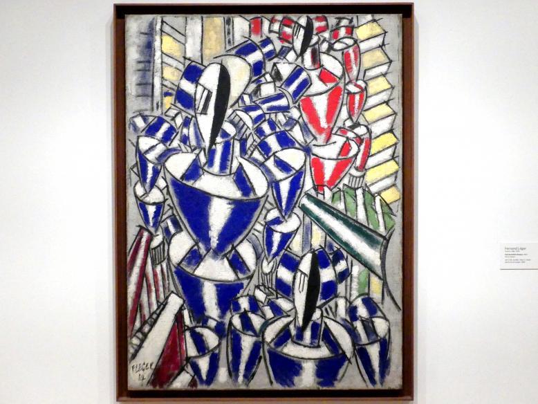 Fernand Léger: Beenden des Ballets Russes, 1914