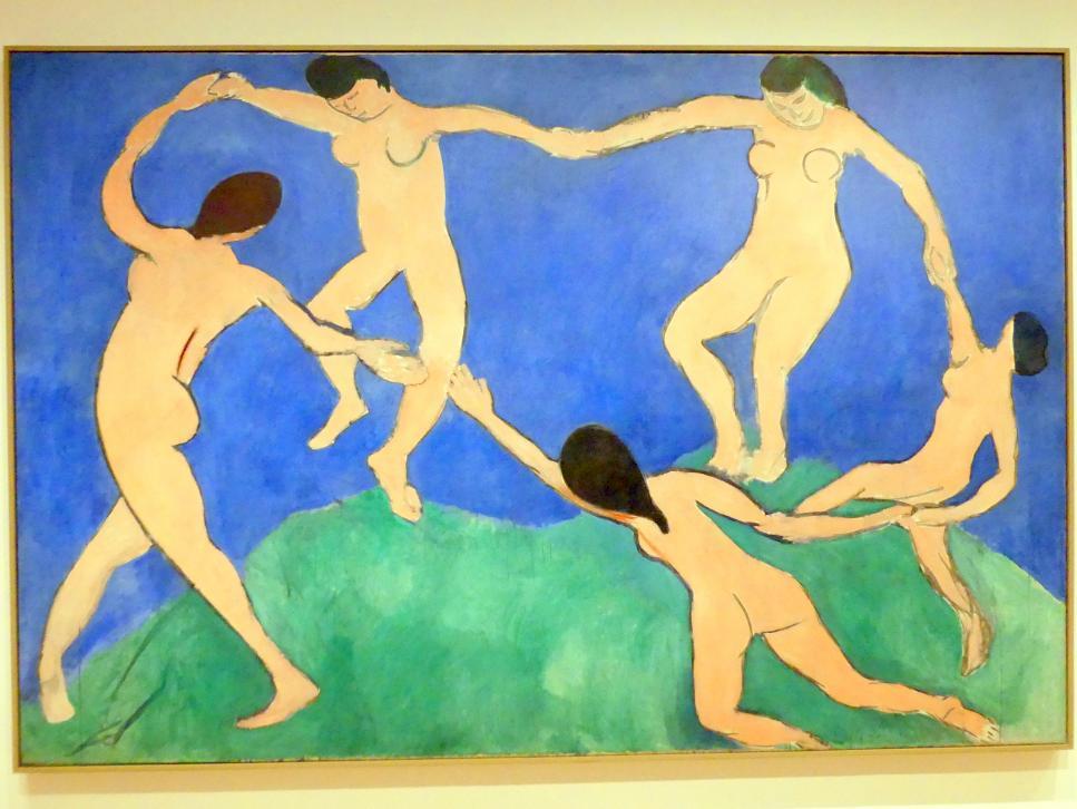 Henri Matisse: Tanz (I), 1909