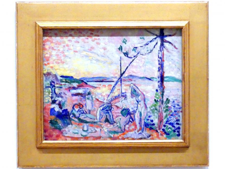 """Henri Matisse: Studie für """"Luxe, calme et volupté"""", 1904"""