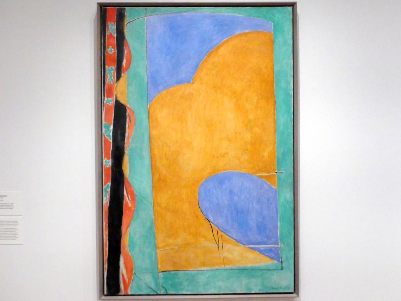 Henri Matisse: Komposition, 1915