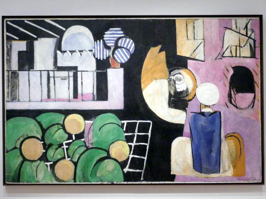 Henri Matisse: Die Marokkaner, 1915 - 1916
