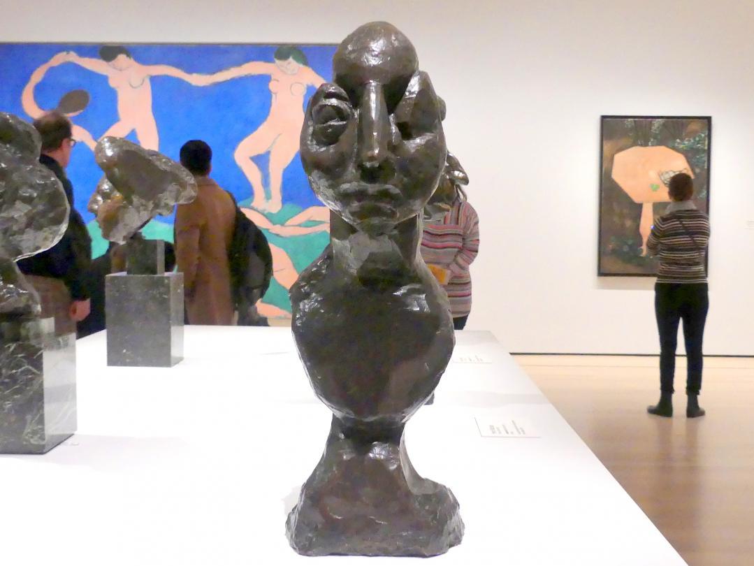 Henri Matisse: Jeannette (V), 1916