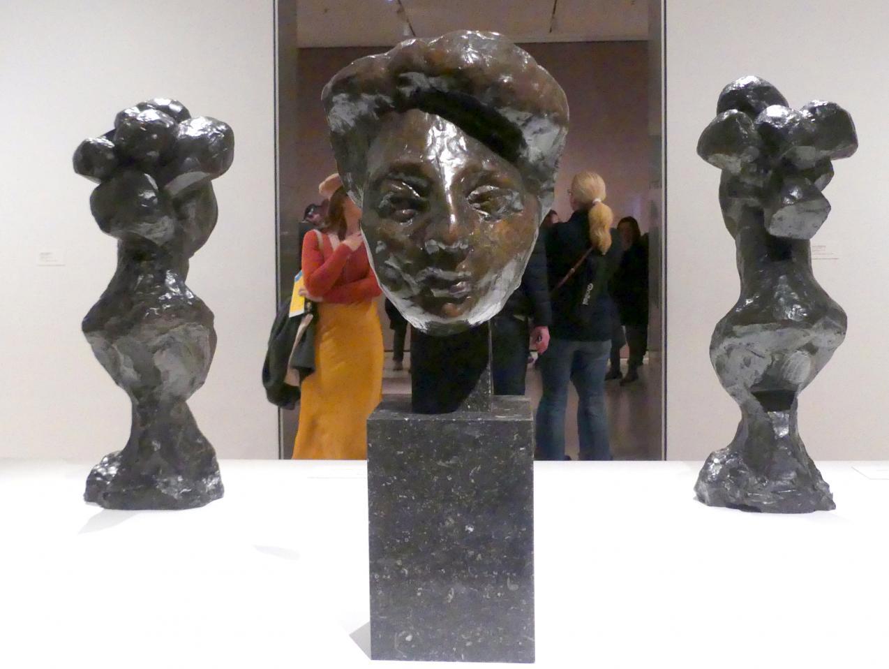 Henri Matisse: Jeannette (II), 1910