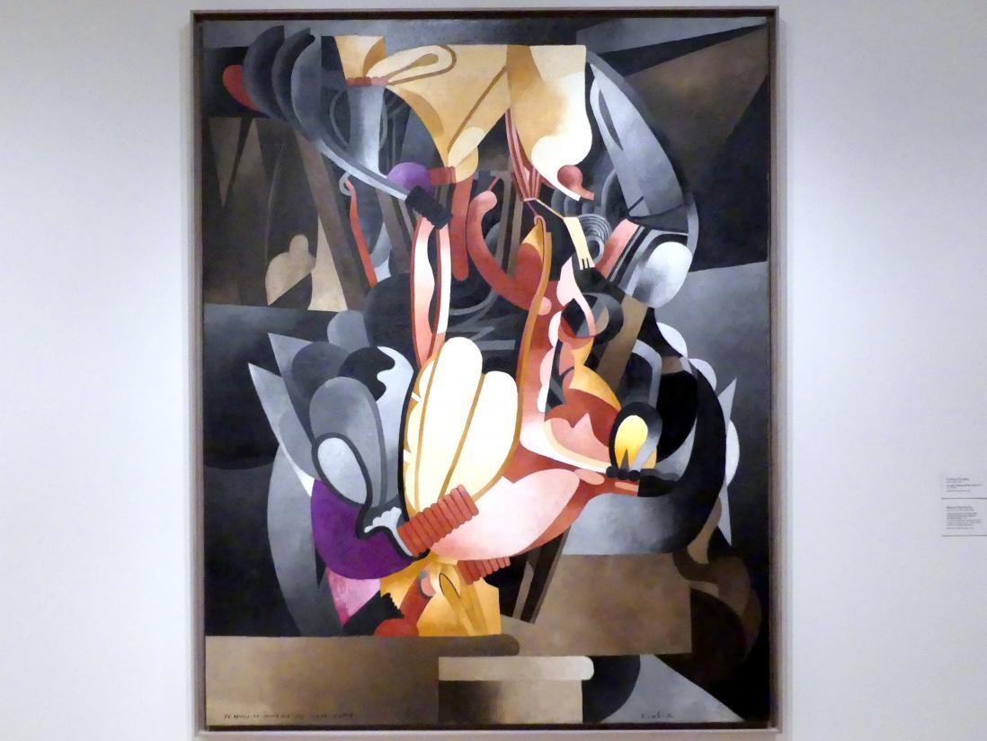 Francis Picabia: In der Erinnerung sehe ich sie wieder, meine liebe Udnie, 1914
