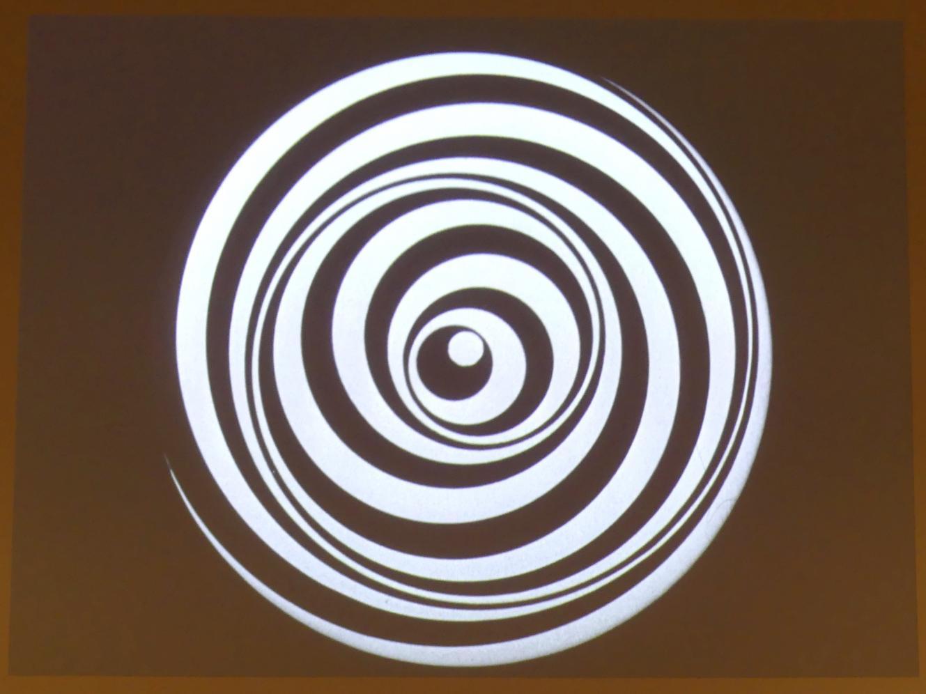 Marcel Duchamp: Anämisches Kino, 1926