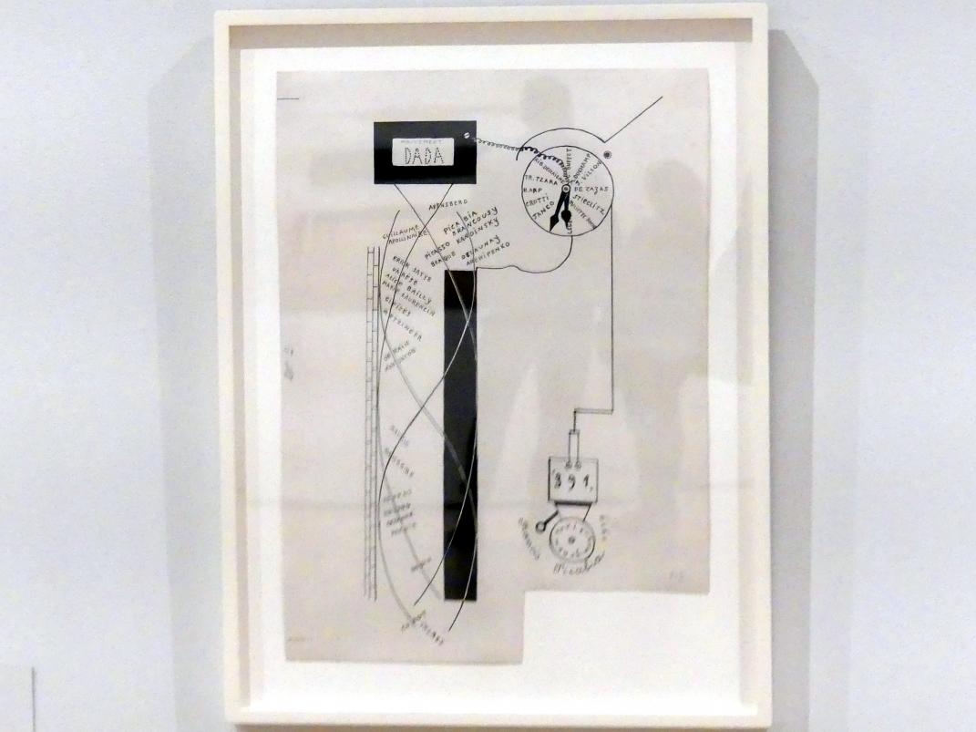 Francis Picabia: Dada-Bewegung, 1919