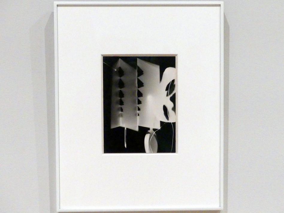 Man Ray: Rayograph, 1922