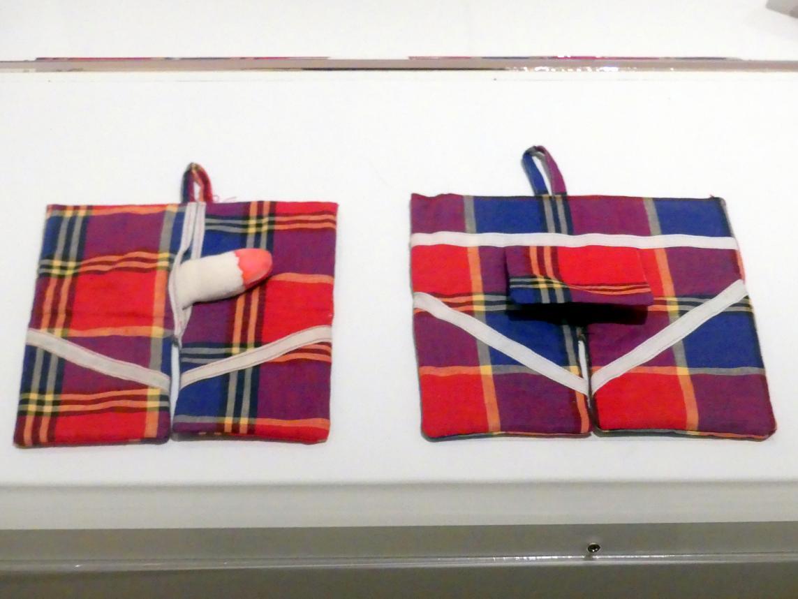 Marcel Duchamp: Ein Paar Wäscherinnen-Schürzen, 1959