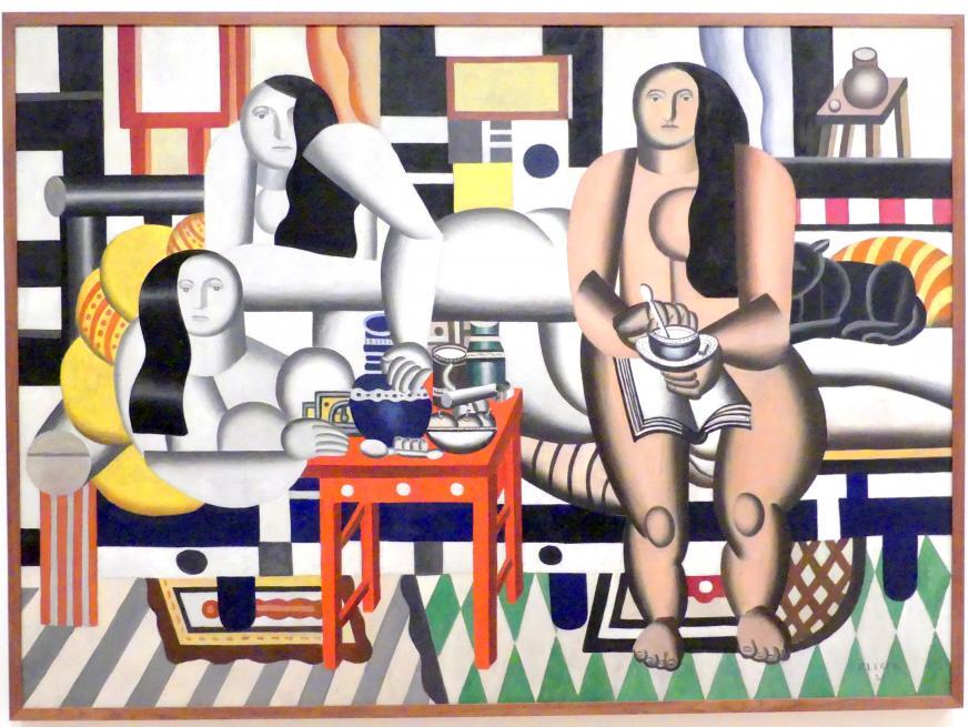 Fernand Léger: Drei Frauen, 1921 - 1922