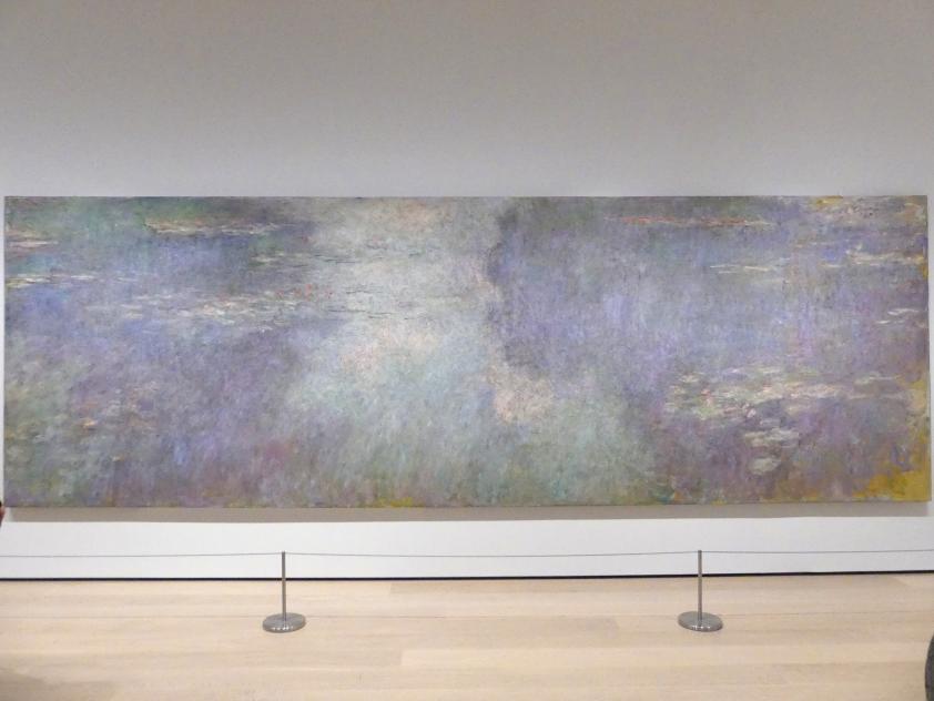 Claude Monet: Seerosen, 1914 - 1926