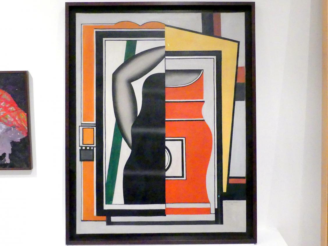 Fernand Léger: Der Spiegel, 1925