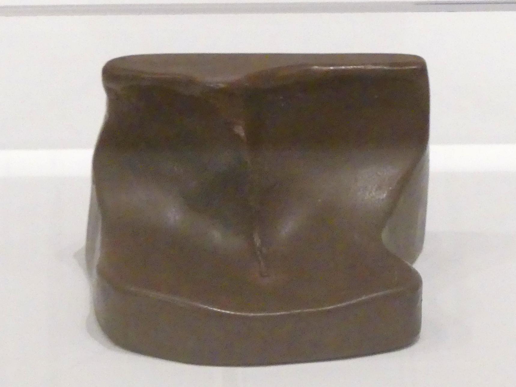 Marcel Duchamp: Weibliches Feigenblatt, 1950