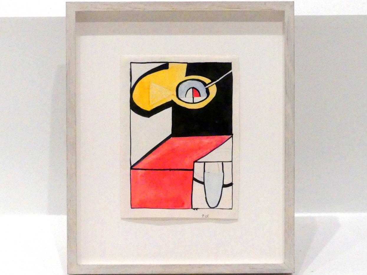 Eva Hesse: Kein Titel, 1965