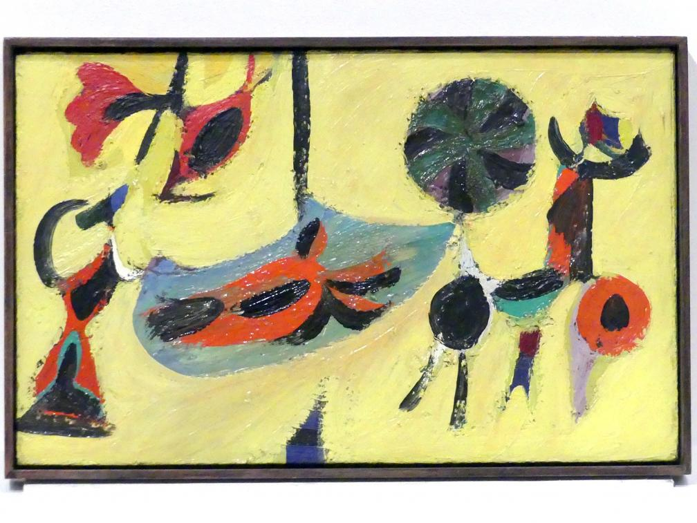 Arshile Gorky: Argula, 1938
