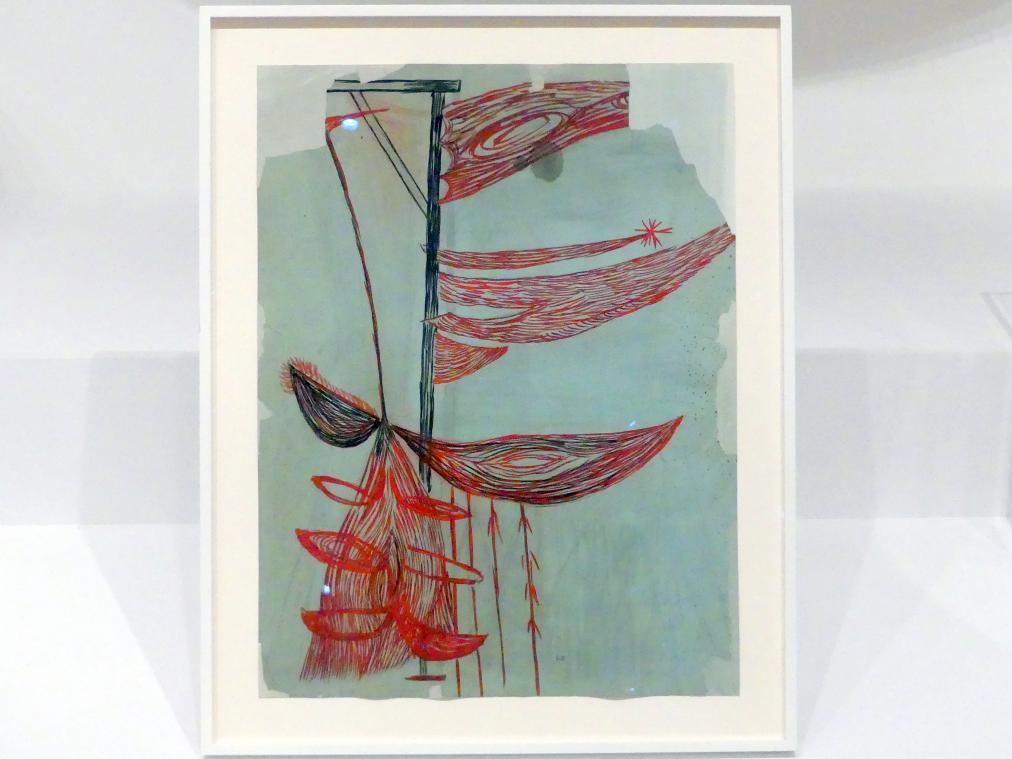Louise Bourgeois: Ohne Titel, 1950