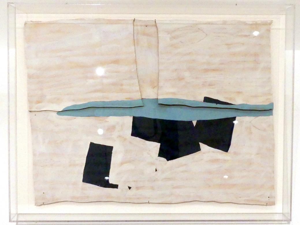 Richard Tuttle: New Mexico, New York, D. #13, 1998