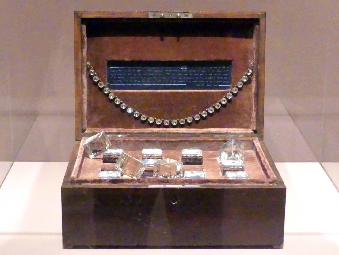Joseph Cornell: Taglionis Juwelenschatulle, 1940