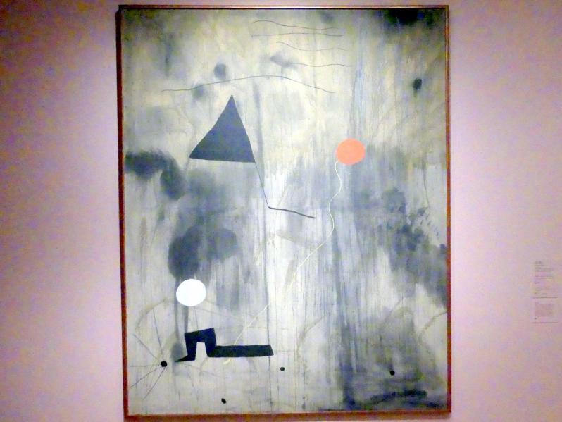 Joan Miró: Die Geburt der Welt, 1925