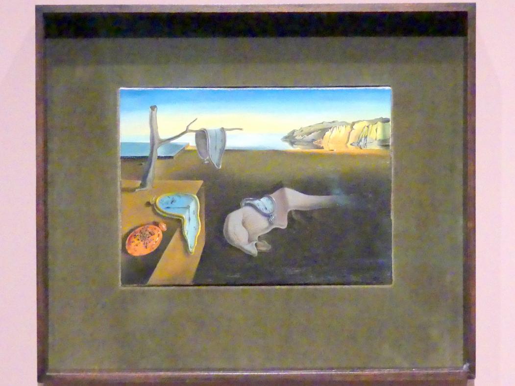 Salvador Dalí: Die Beständigkeit der Erinnerung, 1931