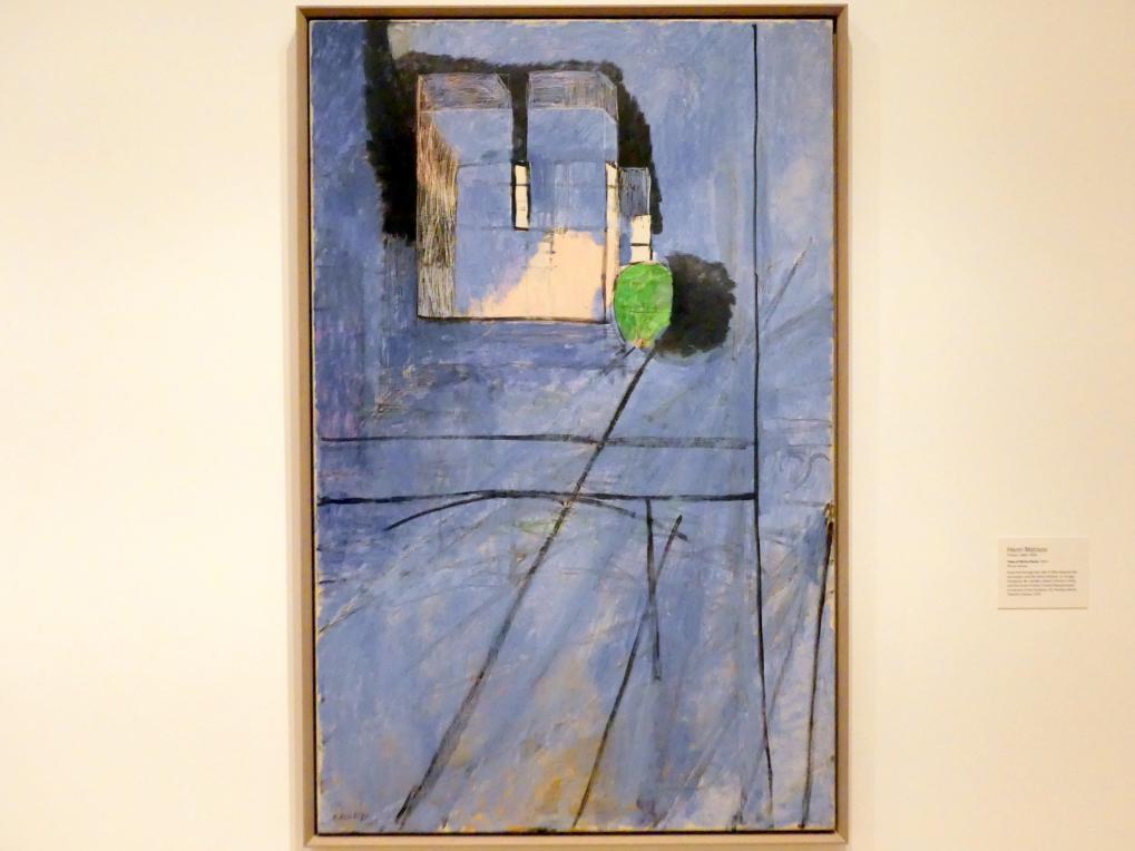 Henri Matisse: Blick auf Notre-Dame, 1914