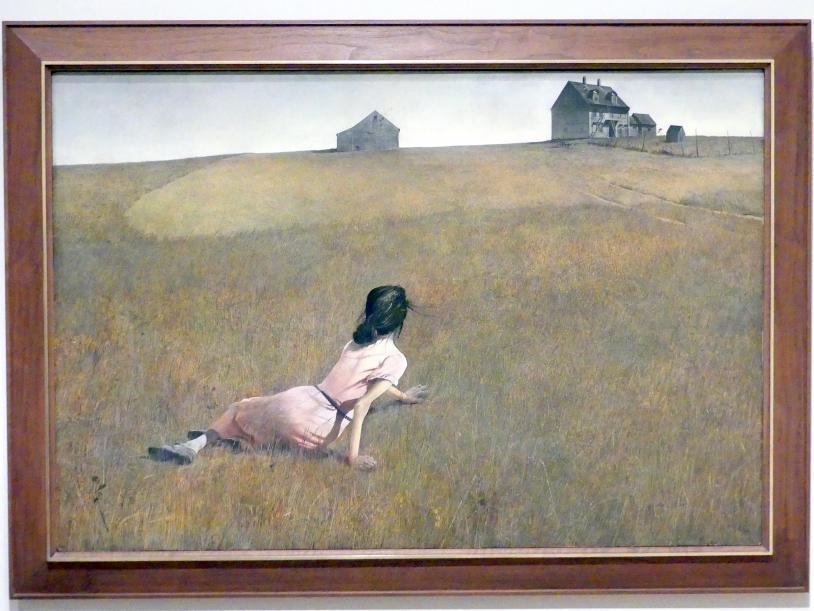 Andrew Wyeth: Christinas Welt, 1948