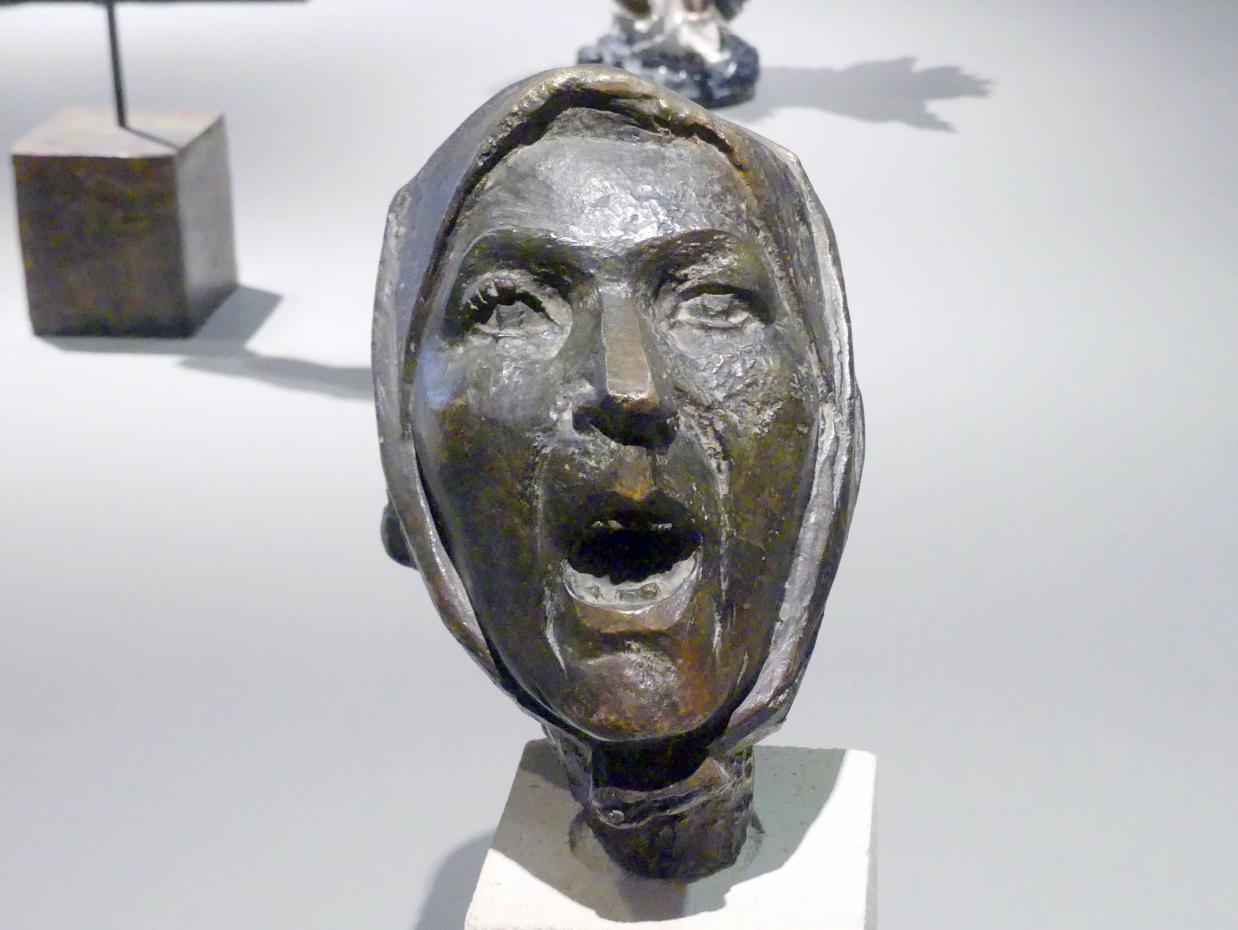 Julio González: Kopf des Montserrat II, 1942