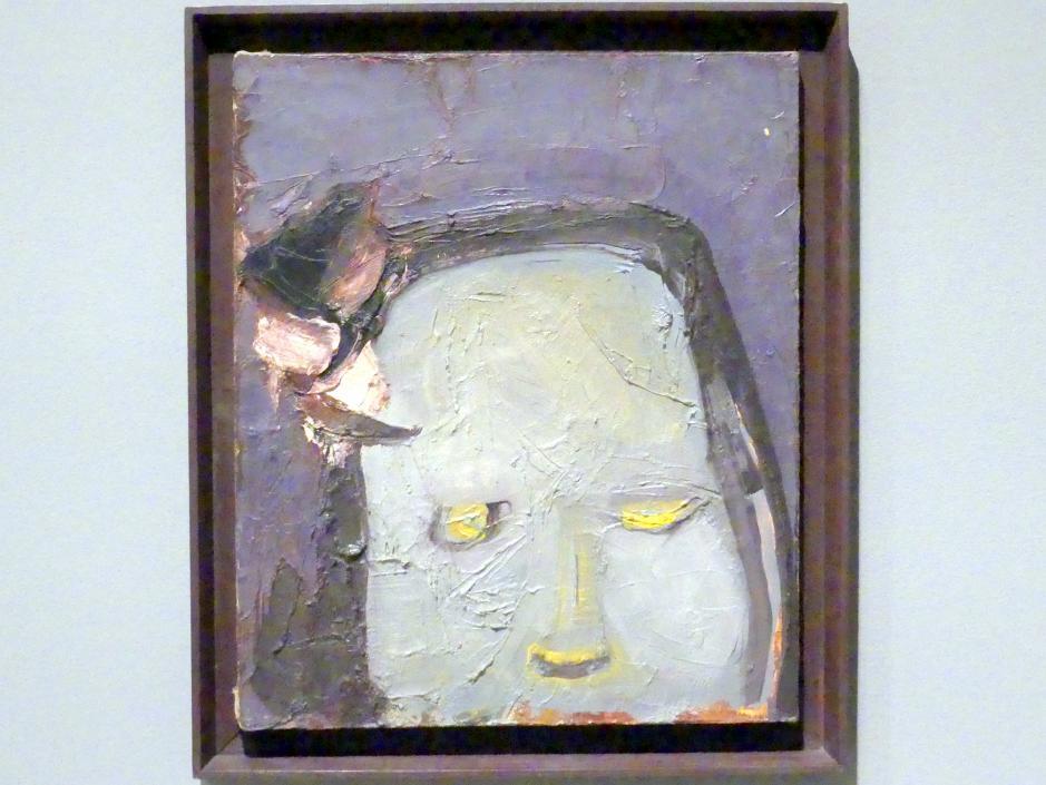 Eva Hesse: Ohne Titel, 1960