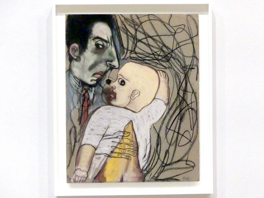 Alice Neel: Sam und Richard, 1940
