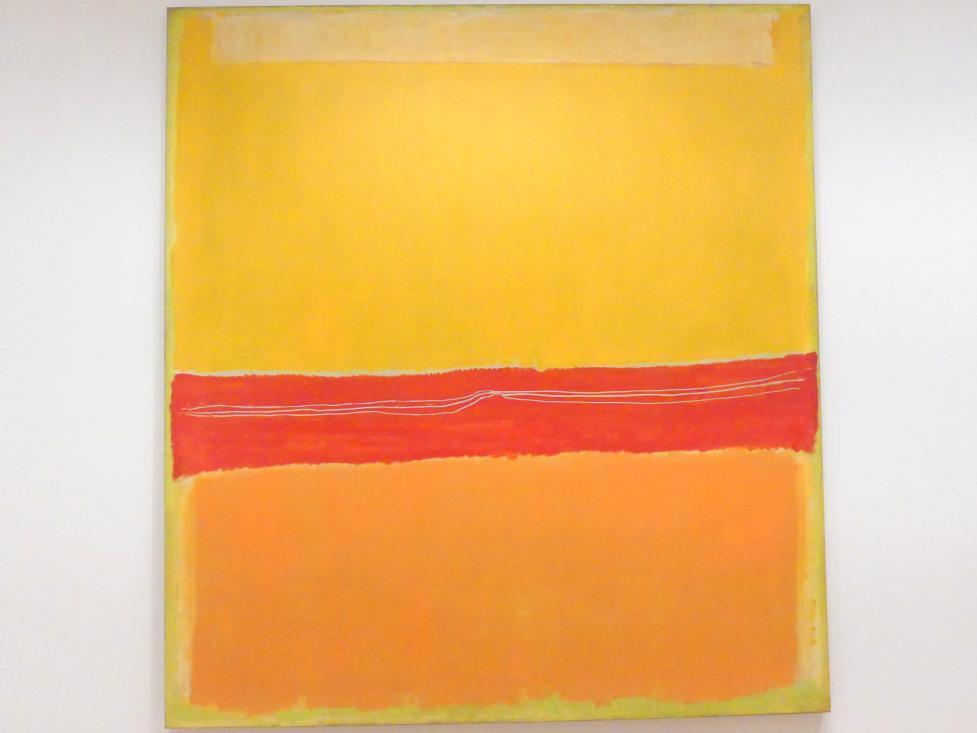 Mark Rothko: Nr. 5/Nr. 22, 1950