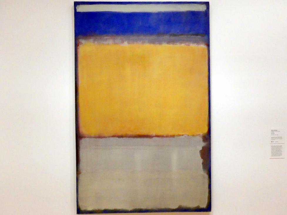 Mark Rothko: Nr. 10, 1950