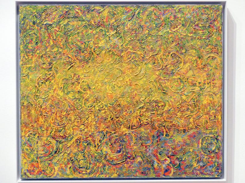 Beauford Delaney: Komposition 16, 1954 - 1956