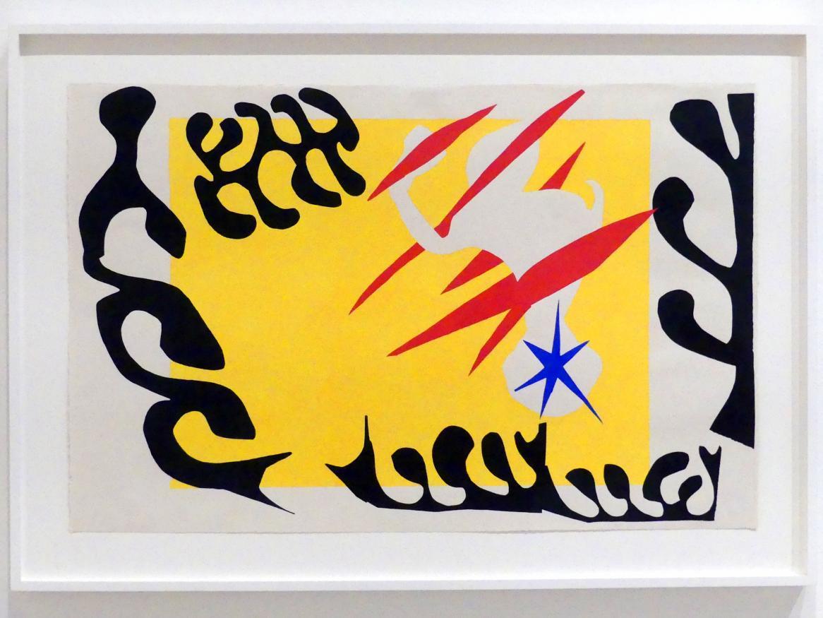 Henri Matisse: Jazz, 1947