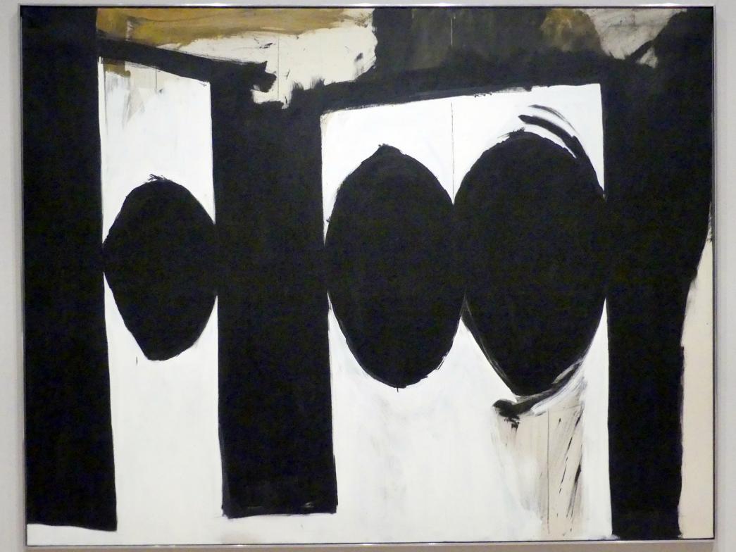 Robert Motherwell: Elegie auf die Spanische Republik, Nr. 54, 1957 - 1961