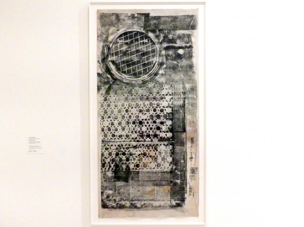 Sari Dienes: Soho Bürgersteig, um 1953 - 1955