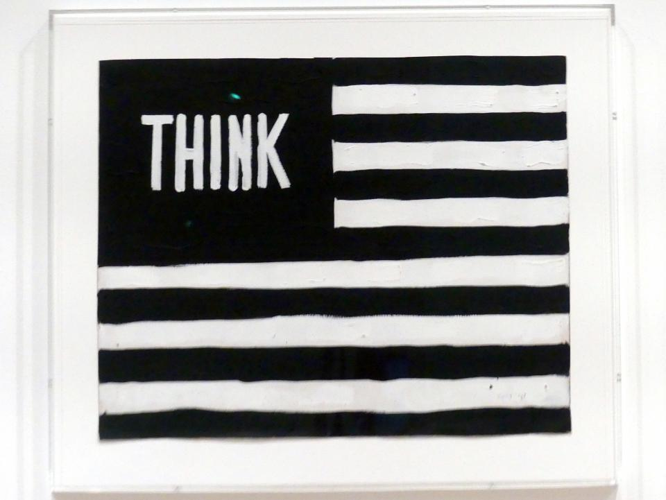 William Copley: Think, 1961