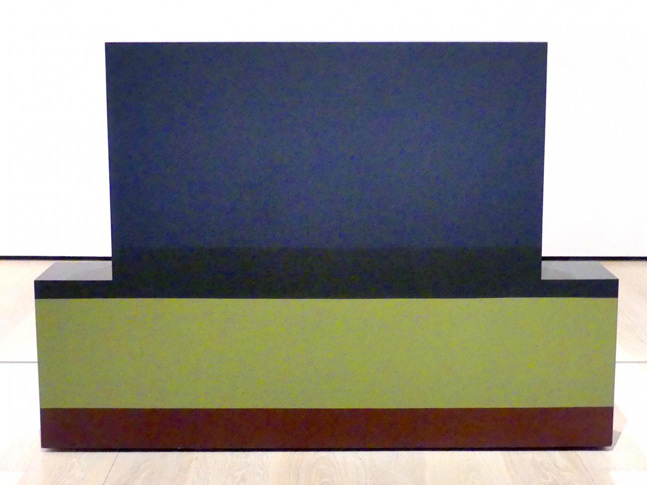 Anne Truitt: Catawba, 1962
