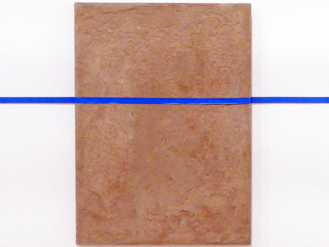 Edward Krasiński: Grauer Beton, 1972