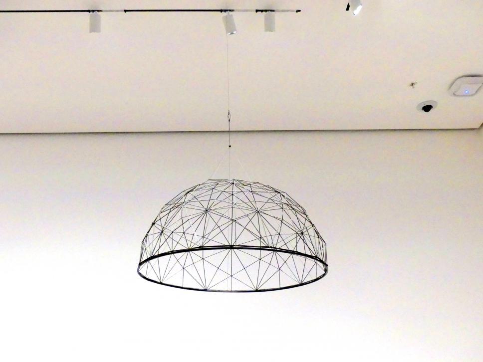 Richard Buckminster Fuller: Geodätische Kuppel, 1952