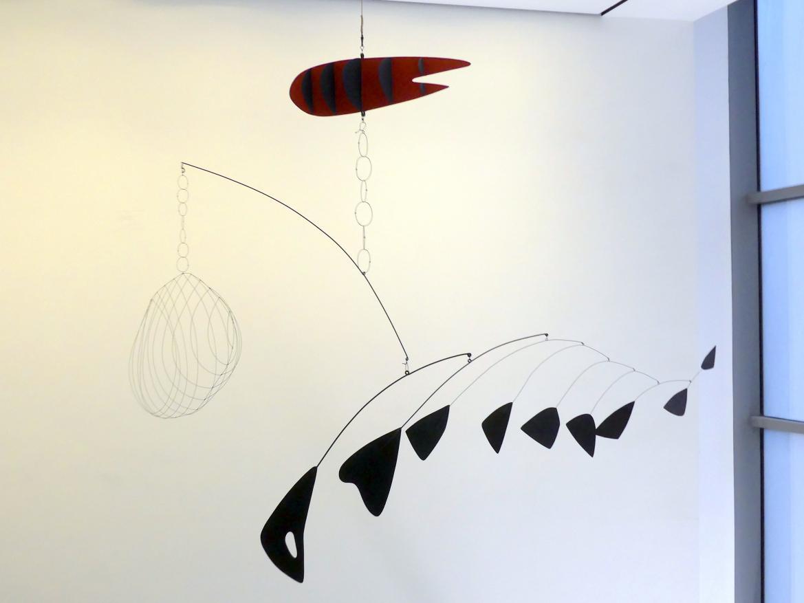 Alexander Calder: Hummerfalle und Fischschwanz, 1939
