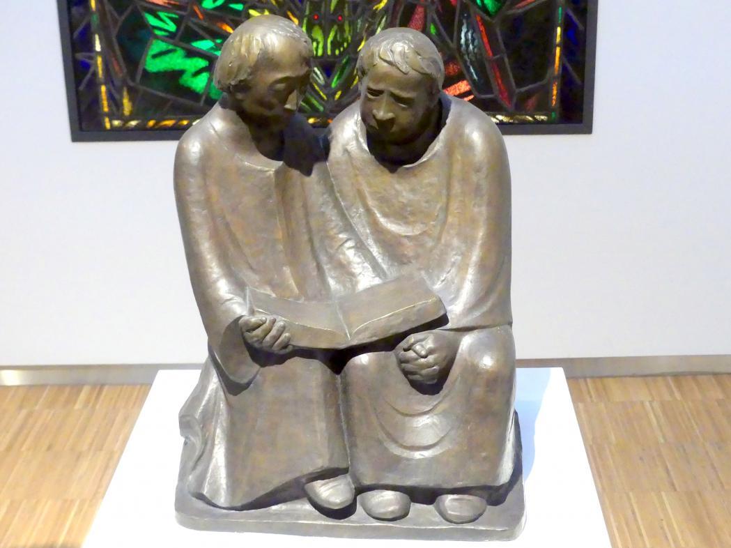 Ernst Barlach: Die lesenden Mönche (III), 1932