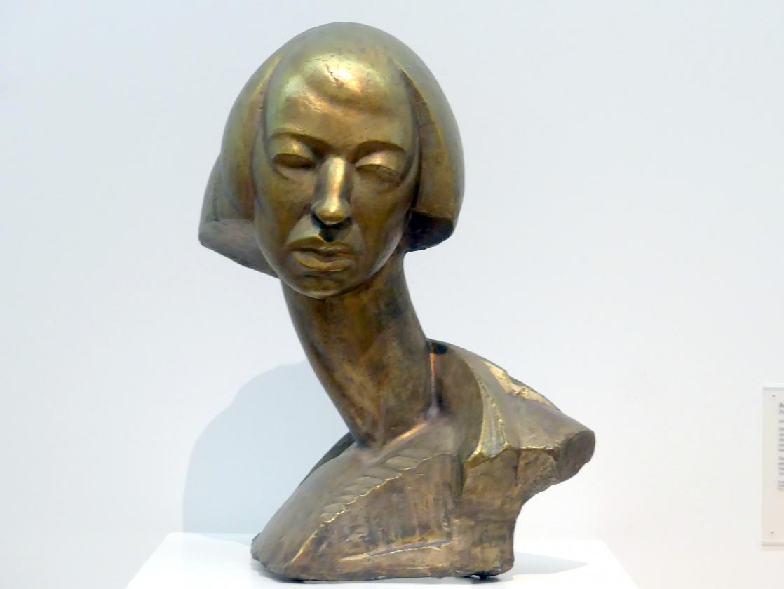 Will Lammert: Porträt der Tänzerin Ruth Tobi, 1919