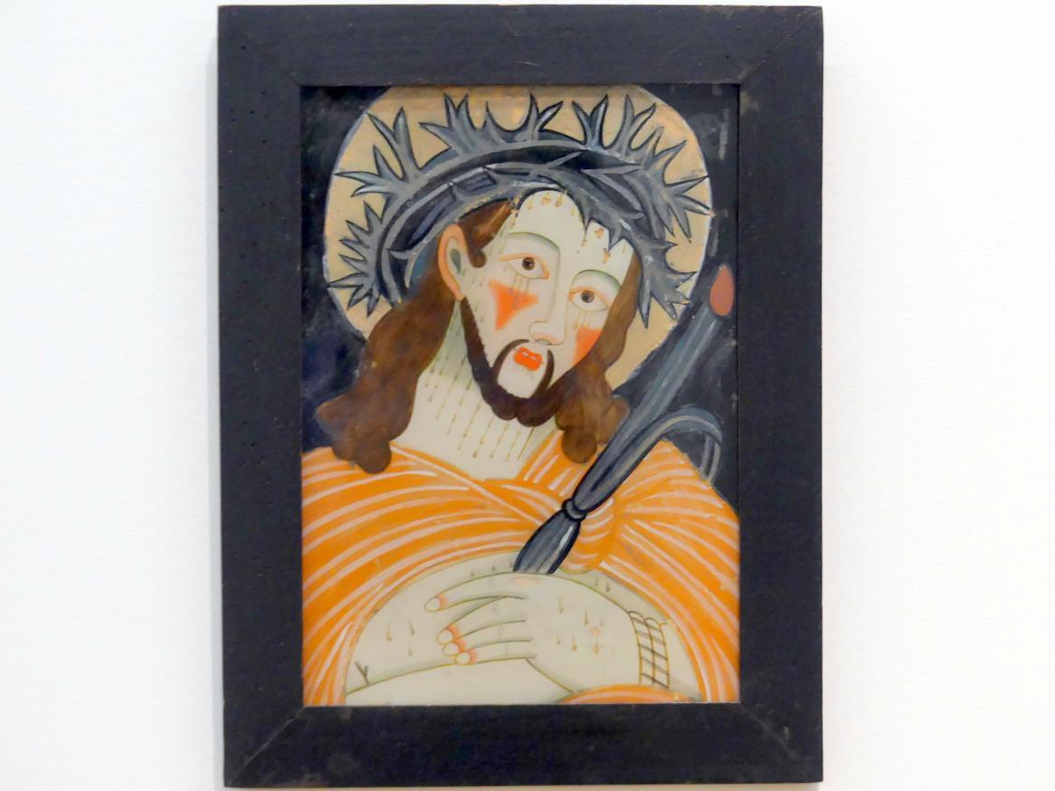 Christus als Schmerzensmann, Ende 19. Jhd.
