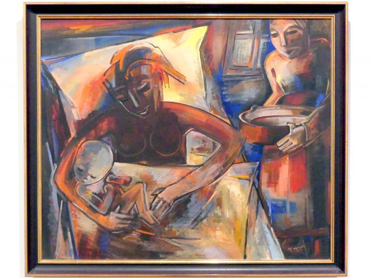 Hannah Höch: Geburt, 1924