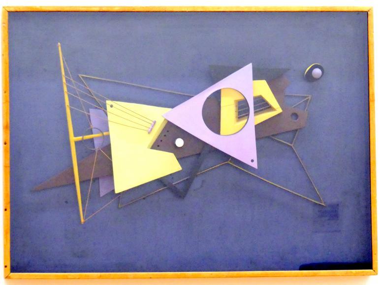 Jean Peyrissac: Konstruktion, 1923