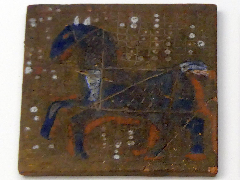 Werner Gilles: Pferd nach links, um 1947 - 1949