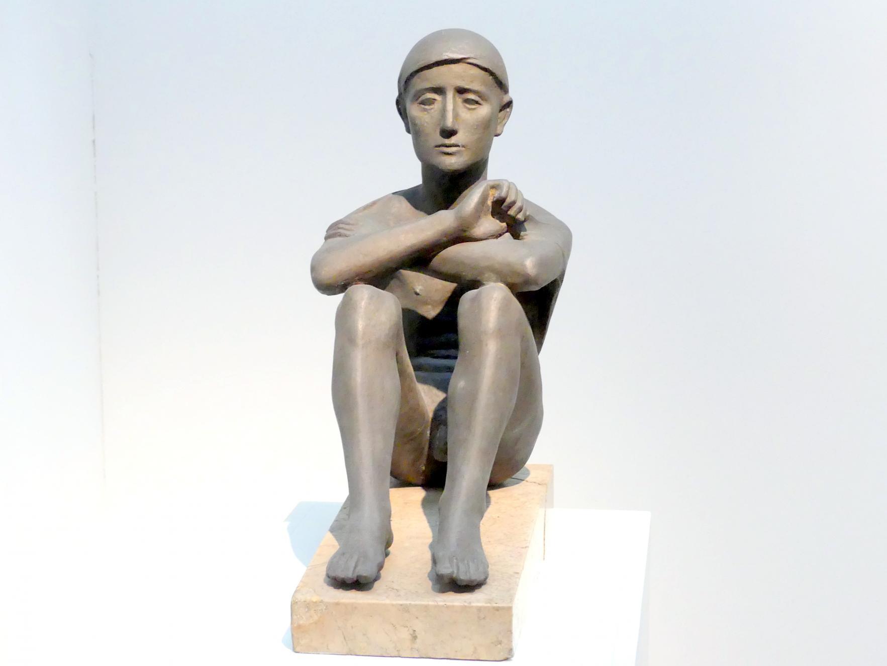 Hermann Blumenthal: Campagnahirte, 1937